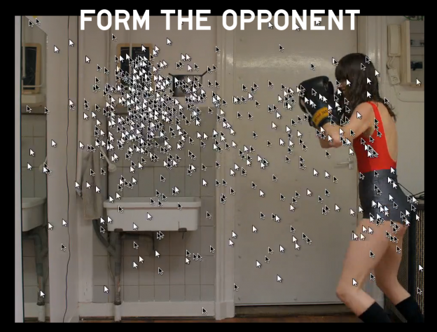 Form the opponent!
